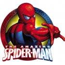 "Spiderman 5"" Web Shooting Sticker Red"