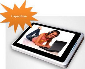 7 Inch Pad SBJ910 Tablet PC Capacitive Rockchip 2918 1.3Ghz MID
