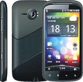 4.3 inch AMOLED Smartphone GPS Dual Sim