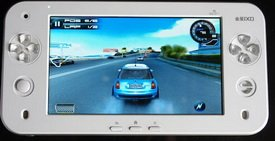 Gaming Tablet � Portable 8GB Gaming Console with Tablet PC HDMI WiFi