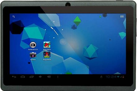 Kids Tablet PC 7 Inch Capacitive 1.5GHz 4GB Tablet PC Wifi 3G Cam Holiday Delivery