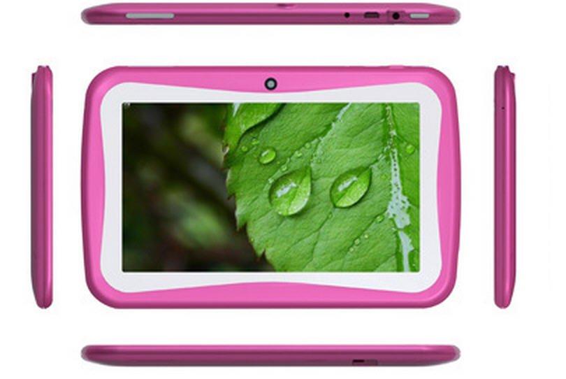"Cheap Children Kids 7"" A13 Dual Camera Tablet Computer 4.0 MID 512M 4G Multimedia WiFi 3G"