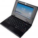 7 inch VIA WM8850 Netbook Wifi with Camera Mini Laptop PC
