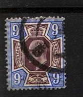 Great Britain 136 Edward used a04u