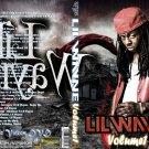 Lil Wayne Music Video Collection DVD Volume1