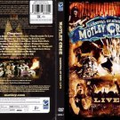 Motley Crew - Carnival of Sins Music Video DVD Limited Edition