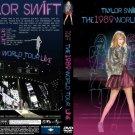 Taylor Swift 1989 World Tour DVD