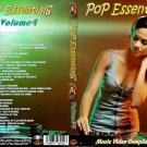 Pop Essentials Music Video Compilation DVD Volume4