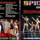 Spice Girls The Spiceworld Tour DVD