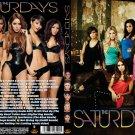 The Saturdays Music Video DVD