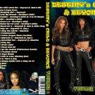 Beyonce & Destiny's Child Music Video DVD V2