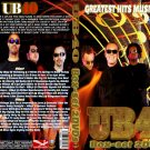 UB40 Music Video Collector's edition Box-Set 2DVDs