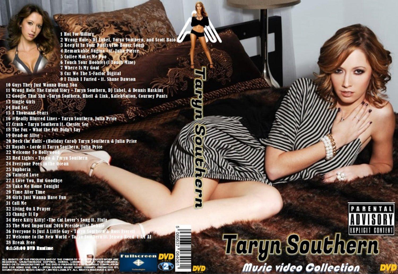 Taryn Southern Music Video DVD