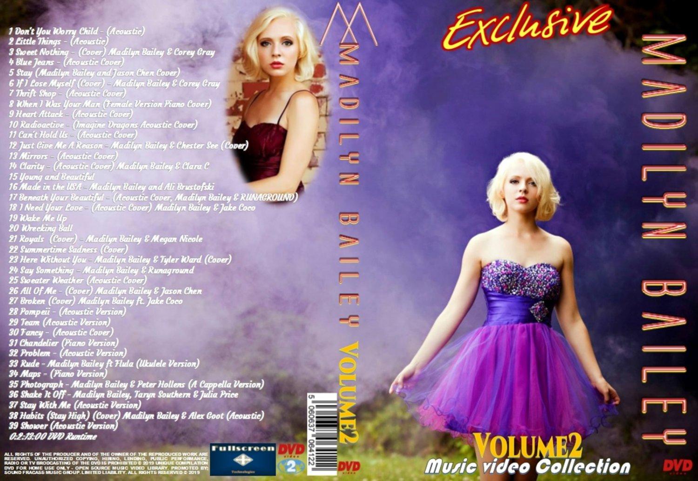 Madilyn Bailey Music Video DVD Volume2