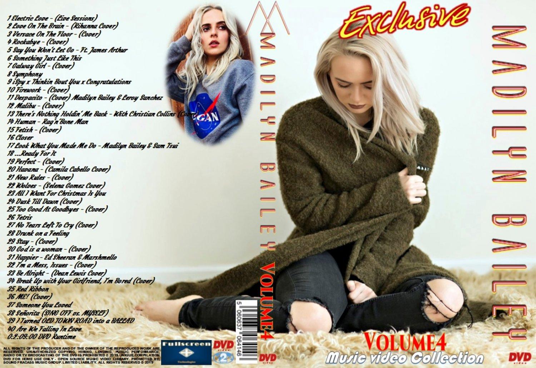 Madilyn Bailey Music Video DVD Volume4