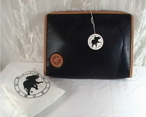 Authentic Hunting World Clutch Bag, New