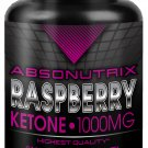 Absonutrix Raspberry Ketone 1000mg capsules Burn Caps Diet Pills weightloss fat burn
