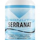 Absonutrix Serranat 60 Enteric Coated Tablets 2000 fu Nattokinase 250,000 iu ser