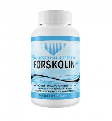Absonutrix Foskolin 20% 800mg 60 caps healthy weightloss helps fatburn slim fast
