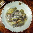 Imperial China  Plate Ives & Currier Collectible