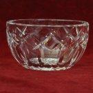 Vintage Waterford Crystal Dish  Star Fan Pattern  Vintage
