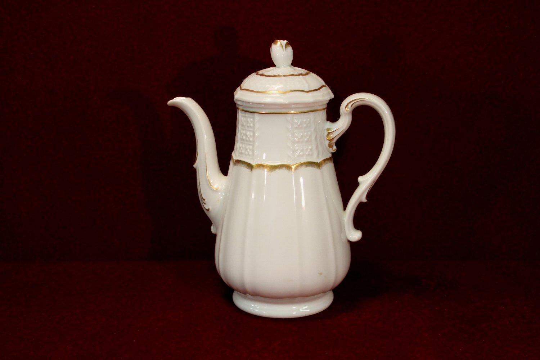 villeroy boch tea pot henrich germany. Black Bedroom Furniture Sets. Home Design Ideas