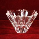 Orrefors Crystal Candy Dish Vintage Orion Pattern