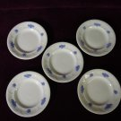 Adderley China Chelsea Bread Plates