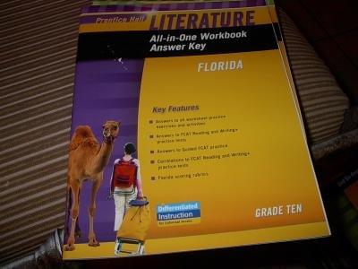 All-In_One Workbook Answer Key Florida Grade Ten Paperback