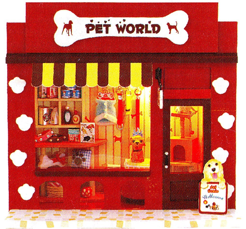 Mini Pet Shop