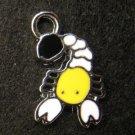 Scorpio Pendant (White/Yellow)