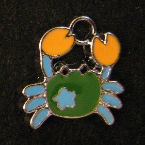 Cancer Pendant (Green)