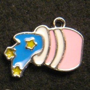 Aquarius Pendant (Blue/Pink)