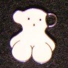 Bear Pendant (White)