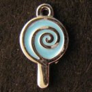 Lollipop Pendant (Light blue)