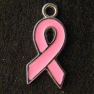 Ribbon Pendant (Pink)