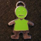 Little Friend Pendant (Green)