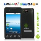 Dual SIM Android 2.2 OS Smart Phone with WiFi and GPS + Dual Camera + TV