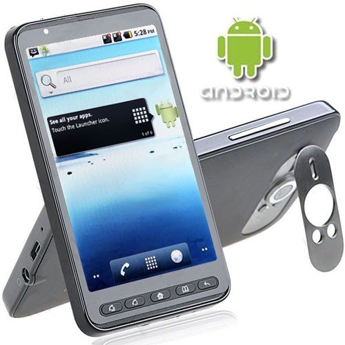 Android 2.2 OS Smart Phone with 4.3'' Touchscreen Support WIFI + GPS