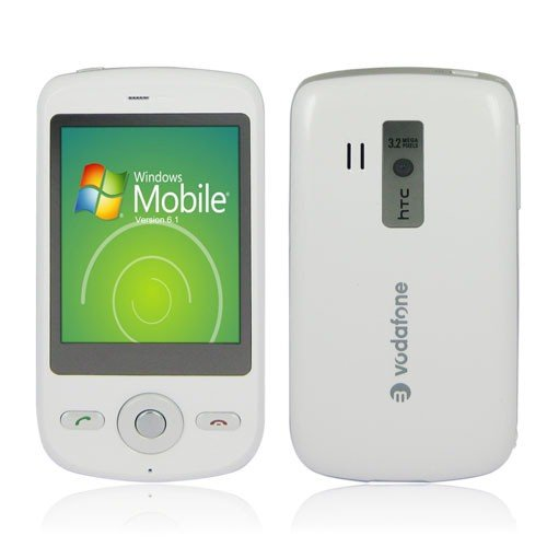 Quad Band Touch Screen Windows Mobile 6.1 Smart Phone - WiFi + GPS