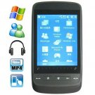 2.8 Inch Screen Windows Mobile 6.5 Professional Cellphone with Wifi + GPS + Java