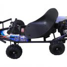ScooterX 49cc Baja Gas Powerkart - Blue/Black or Green/Black - SX-11