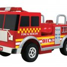 Kalee Fire Truck 12v Red - Battery Operated - KL-40027