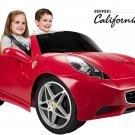 Feber Ferrari California 12v Car - Battery Powered - Feb-800006330