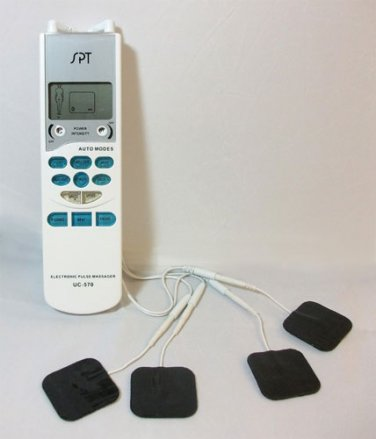 Sunpentown Electronic Pulse Massager - UC-570