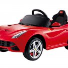 Rastar Ferrari F12 12v Red (Remote Controlled) - RA-81900 - Ride On