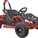 MotoTec 48v 1000w Off Road Go Kart - MT-GK-01 - Red