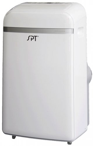 Sunpentown 12,000 BTU Portable AC w/Heat - WA-1240H