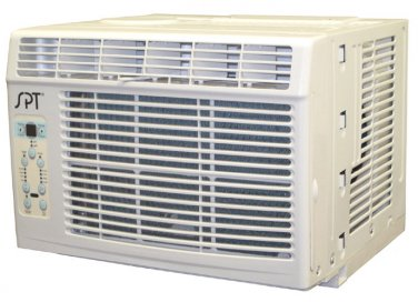 Sunpentown 6,000 BTU Window/Wall AC - WA-6022S - Energy Star