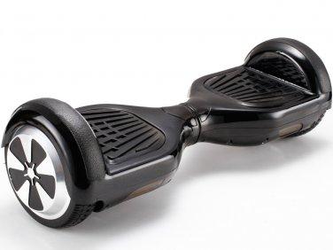 MotoTec Self Balancing Scooter 36v 6.5in Black - MT-SBS_Black